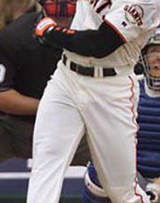 Barry Bonds: According to scientific research, the use of steroids can promote testicle shrinkage, amongst other exciting side effects.