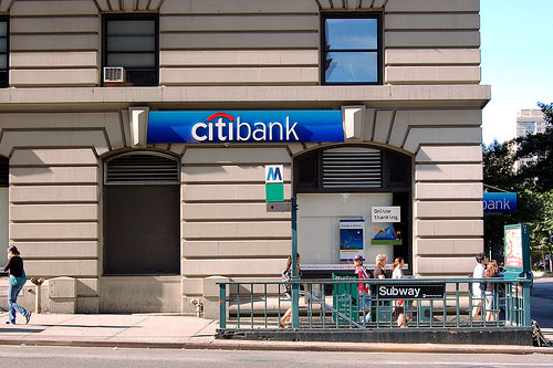 Citibank, co-founder of the AIEE! program: Photo (CC) Ed Yourdon.