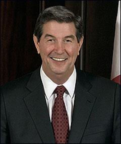 Alabama Governor Bob Riley (Rep.)