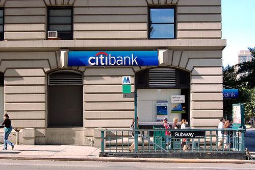 Citibank, co-founder of the AIEE! program: Photo (CC) Ed Yourdon.