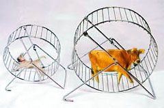 Caninetic and Cownetic turbine units