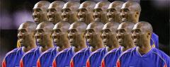 LA Kobe Bryants, Team Photo