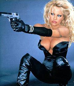 Governor-elect Pamela Anderson